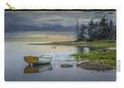 Row Boat By Mount Desert Island Carry-all Pouch