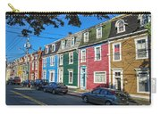 Row Houses Carry-all Pouch