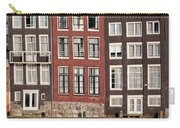 Row Houses In Amsterdam Carry-all Pouch
