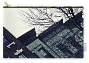 Row Houses In Washington Heights Carry-all Pouch