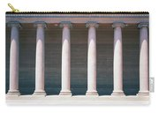 Row Of Columns San Francisco Ca Carry-all Pouch