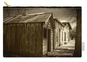 Row Of Houses Carry-all Pouch