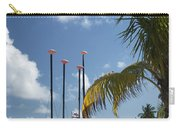 Row Of Sailboats Carry-all Pouch