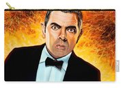 Rowan Atkinson Alias Johnny English Carry-all Pouch