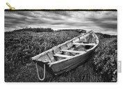 Rowboat At Prospect Point - Black And White Carry-all Pouch