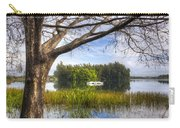 Rowboats At The Lake Carry-all Pouch