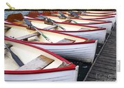 Rowboats Carry-all Pouch by Elena Elisseeva