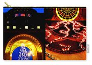 Rowes Wharf Christmas Carry-all Pouch