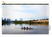 Rowing In Philadelphia Carry-all Pouch