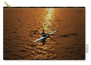 Rowing Into The Sunset Carry-all Pouch