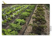 Rows Of Kale Carry-all Pouch
