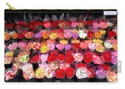 Rows Of Roses Carry-all Pouch