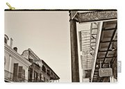 Royal Afternoon Sepia Carry-all Pouch
