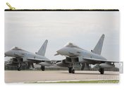Royal Air Force Typhoon Aircraft  Carry-all Pouch