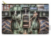 Royal Army Bulldozer Carry-all Pouch by Yhun Suarez