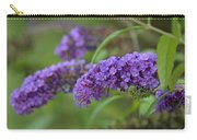 Royal Butterfly Bush Carry-all Pouch