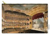 Royal Circus From Ackermanns Repository Carry-all Pouch by T. & Pugin, A.C. Rowlandson