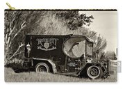 Royal City Paddy Wagon Sepia Carry-all Pouch