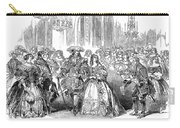 Royal Costume Ball, 1851 Carry-all Pouch