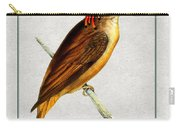 Royal Flycatcher Vertical Carry-all Pouch