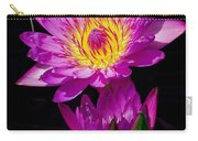 Royal Lily Carry-all Pouch