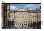 Royal Palace From Raadhuisstraat Street In Amsterdam Carry-all Pouch
