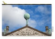 Royal Palace In Amsterdam Architectural Details Carry-all Pouch