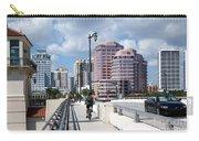 Royal Palm Way Bridge Carry-all Pouch
