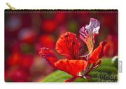 Royal Poinciana - Flamboyant - Delonix Regia Carry-all Pouch