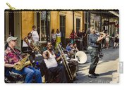 Royal Street Jazz Musicians Carry-all Pouch