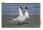 Royal Terns Dancing Carry-all Pouch