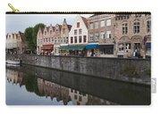 Rozenhoedkaai Bruges Carry-all Pouch