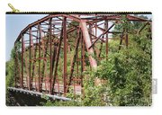 Rt 66 Bridge In Oklahoma Carry-all Pouch