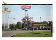 Rt 66 Chenoa Illinois Carry-all Pouch