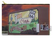 Rt 66 Dwight Il Java Stop Carry-all Pouch