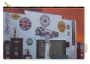 Rt 66 Dwight Il Roadside Attraction Carry-all Pouch