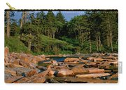 Ruby Bay North Pacific Ocean Carry-all Pouch