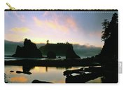 Ruby Beach Sunset Olympic National Park Carry-all Pouch
