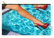 Ruby Heels Not In Kansas Palm Springs Carry-all Pouch