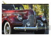 Ruby Red Buick Carry-all Pouch