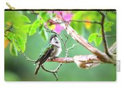 Ruby-throated Hummingbnird - 6763-002 Carry-all Pouch