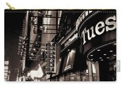 Ruby Tuesday's Times Square - New York At Night Carry-all Pouch