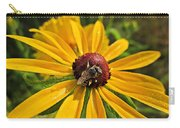Rudbeckia Bee Carry-all Pouch