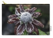 Rudbeckia First Frost Carry-all Pouch
