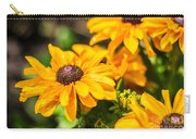 Rudbekia Carry-all Pouch