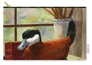 Ruddy Duck Decoy Carry-all Pouch