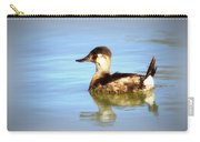Ruddy Duck Carry-all Pouch