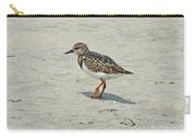 Ruddy Turnstone Wading Bird - Arenaria Interpres Carry-all Pouch