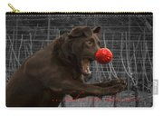 Rudolph Carry-all Pouch by Jean Noren