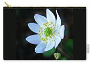 Rue Anemone Carry-all Pouch